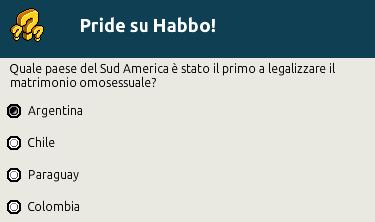 [IT] Quiz a tema Pride: Habbo Pride Trivia - Pagina 2 Scher725