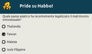 [IT] Quiz a tema Pride: Habbo Pride Trivia - Pagina 2 Scher727