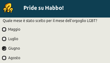 [IT] Quiz a tema Pride: Habbo Pride Trivia - Pagina 2 Scher728