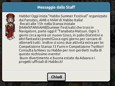 [IT] Evento cooperato: Habbo Summer Festival 2019! Scher758