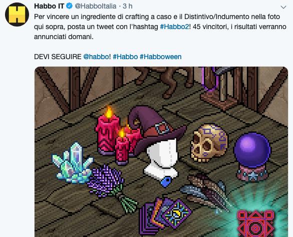 [ALL] Habbo Twitter Giveaway: Concorso Congrega di Streghe Scher833