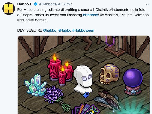 [ALL] Habbo Twitter Giveaway: Concorso Congrega di Streghe Scher844