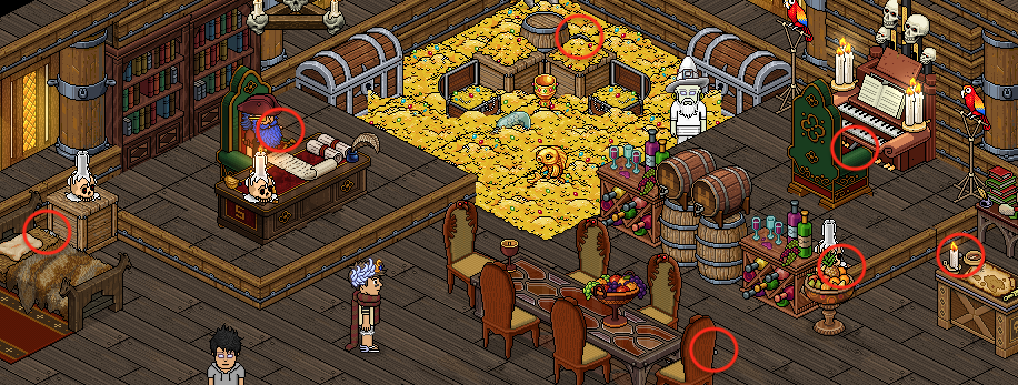 [IT] Barbablu e il tesoro dei 4 regni: Mappa del Tesoro #2 Scher905