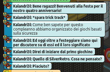 [IT] Resoconto Live 4° Anniversario Ambasciatori Habbo.it Scherm71
