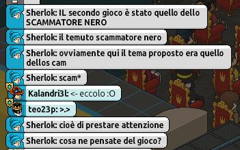 [IT] Resoconto Live 4° Anniversario Ambasciatori Habbo.it Scherm73