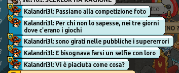 [IT] Resoconto Live 4° Anniversario Ambasciatori Habbo.it Scherm77