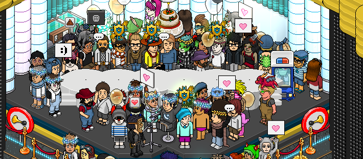 [IT] Resoconto Live 4° Anniversario Ambasciatori Habbo.it Scherm79