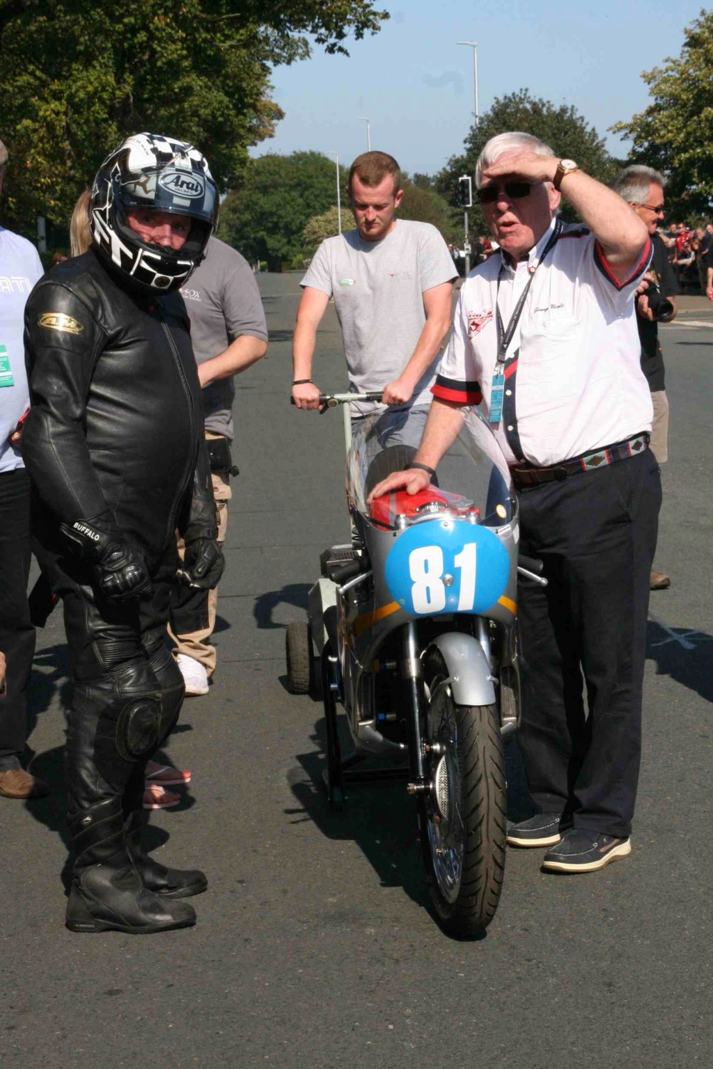 [Road racing] Classic TT/ Manx GP 2019  - Page 12 Img_8122