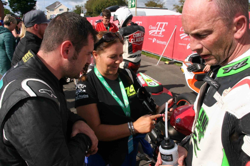 [Road racing] Classic TT/ Manx GP 2019  - Page 29 Img_8539