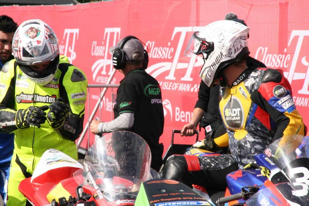 [Road racing] Classic TT/ Manx GP 2019  - Page 29 Img_8542