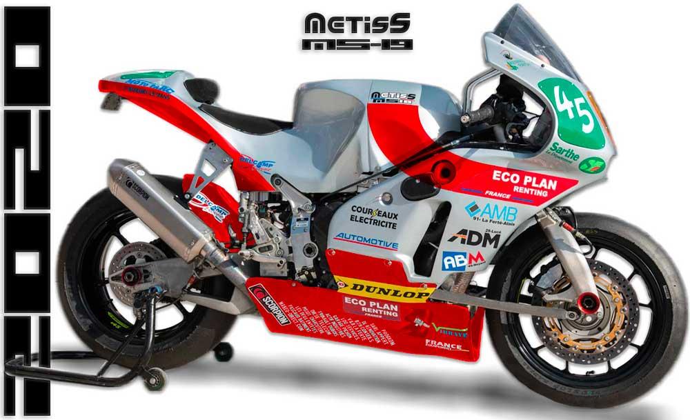 [FSBK] Le Mans mars 2020 Metiss12
