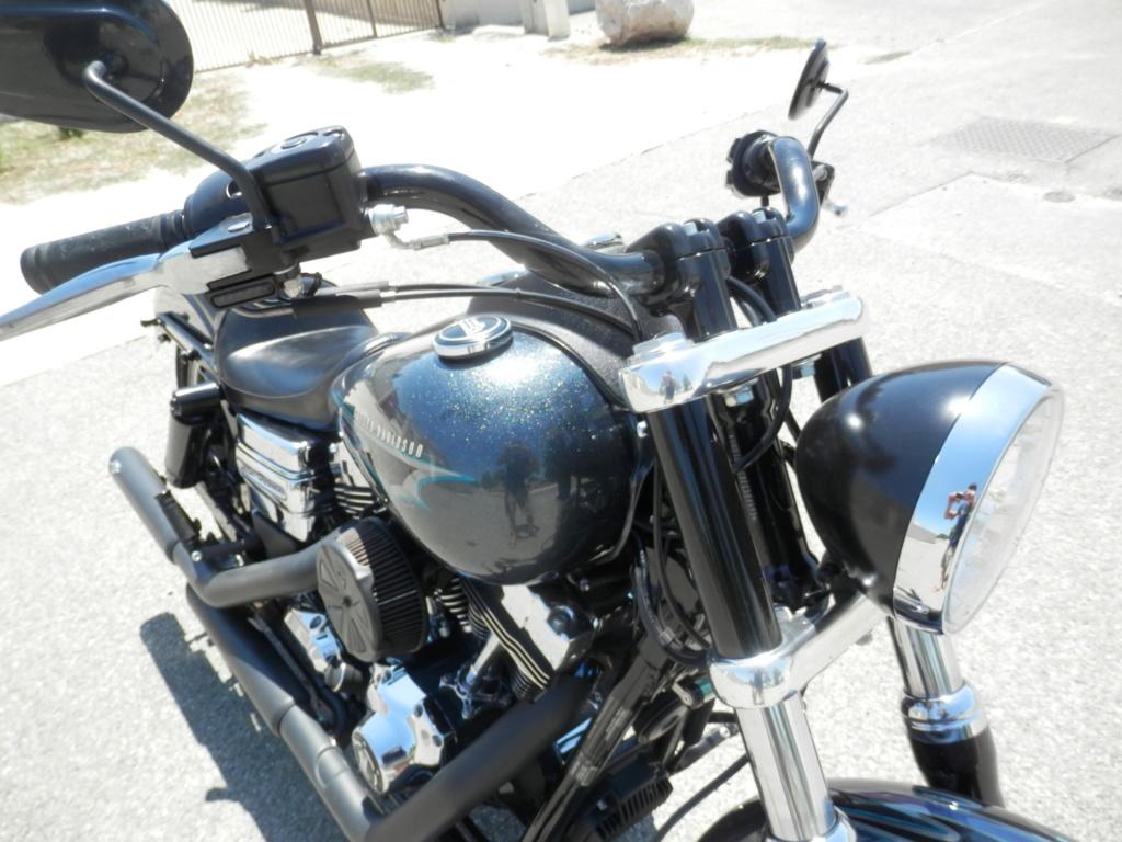 Fixation clignotant a Led avant et arrière P7060210