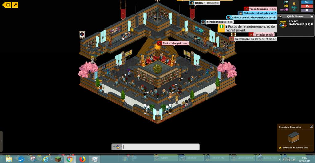 [G.N] Rapport d'activité de Diablomix - Page 3 Ra12