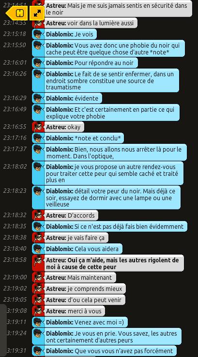 [C.H.U] Rapport d'action RP de Diablomix Rp414