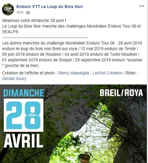MONDRAKER ENDURO TOUR 2019  - Page 2 Captur17