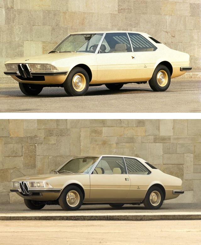 1970 / 2019 - [BMW] 2002 Ti Garmisch par Bertone 60965610