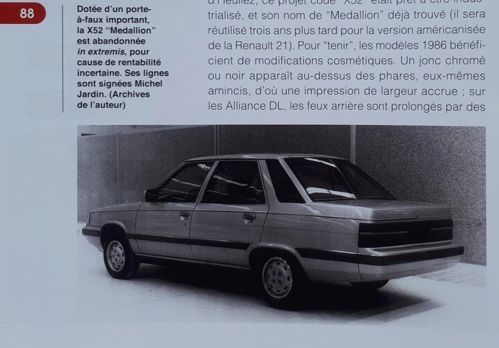 [Sujet officiel] Les voitures qui n'ont jamais vu le jour - Page 21 X52_me10