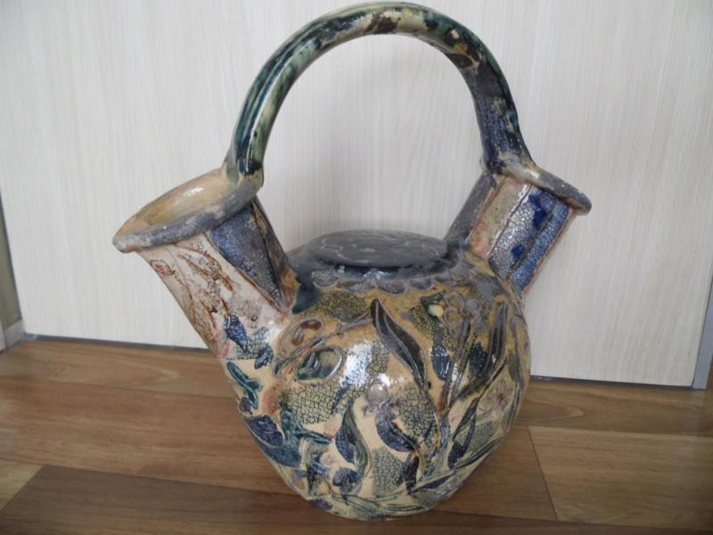 german rare antique pottery stoneware keramic steinzeug cane ? Help Infos Dsci2514