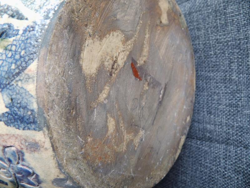 german rare antique pottery stoneware keramic steinzeug cane ? Help Infos Dsci2517