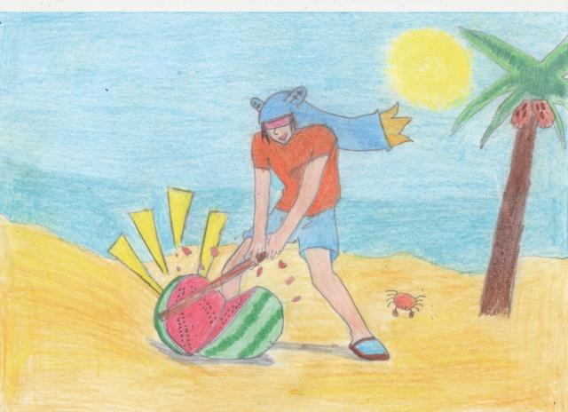 Concours de dessin de l'été Scan0011