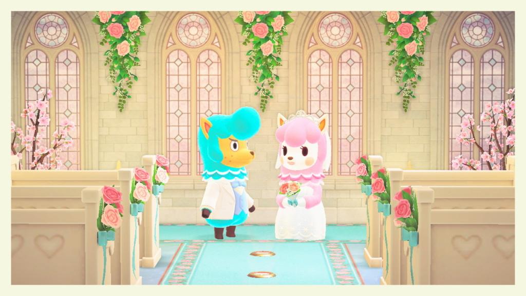 [ACNH] Evènement saison des mariages Jour_012