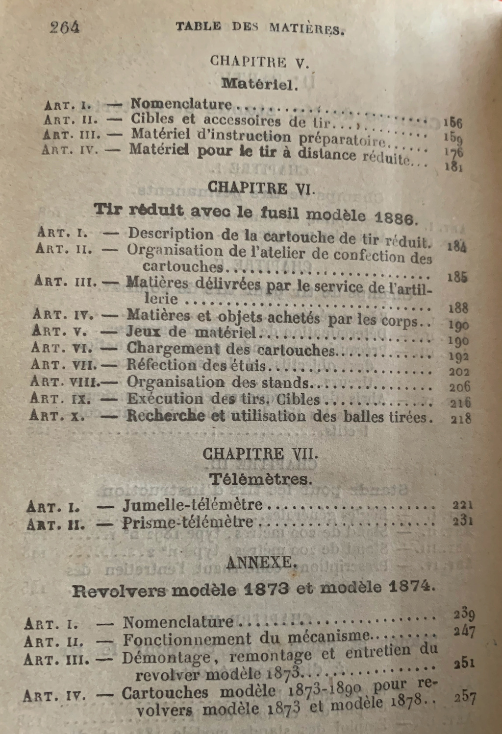 """""""Le Matériel de tir"""" (1903) Matear13"""