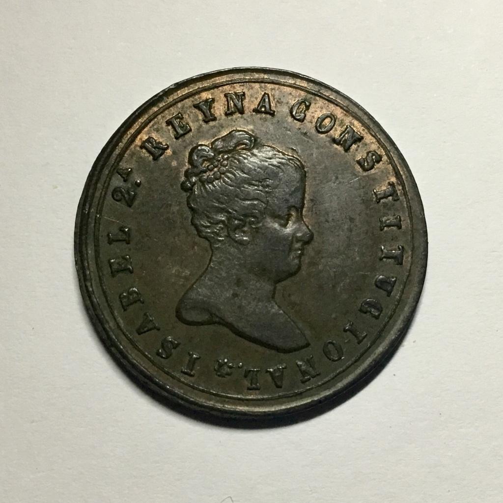 1843 proclamación en Ferrol. isabel II 14846f10