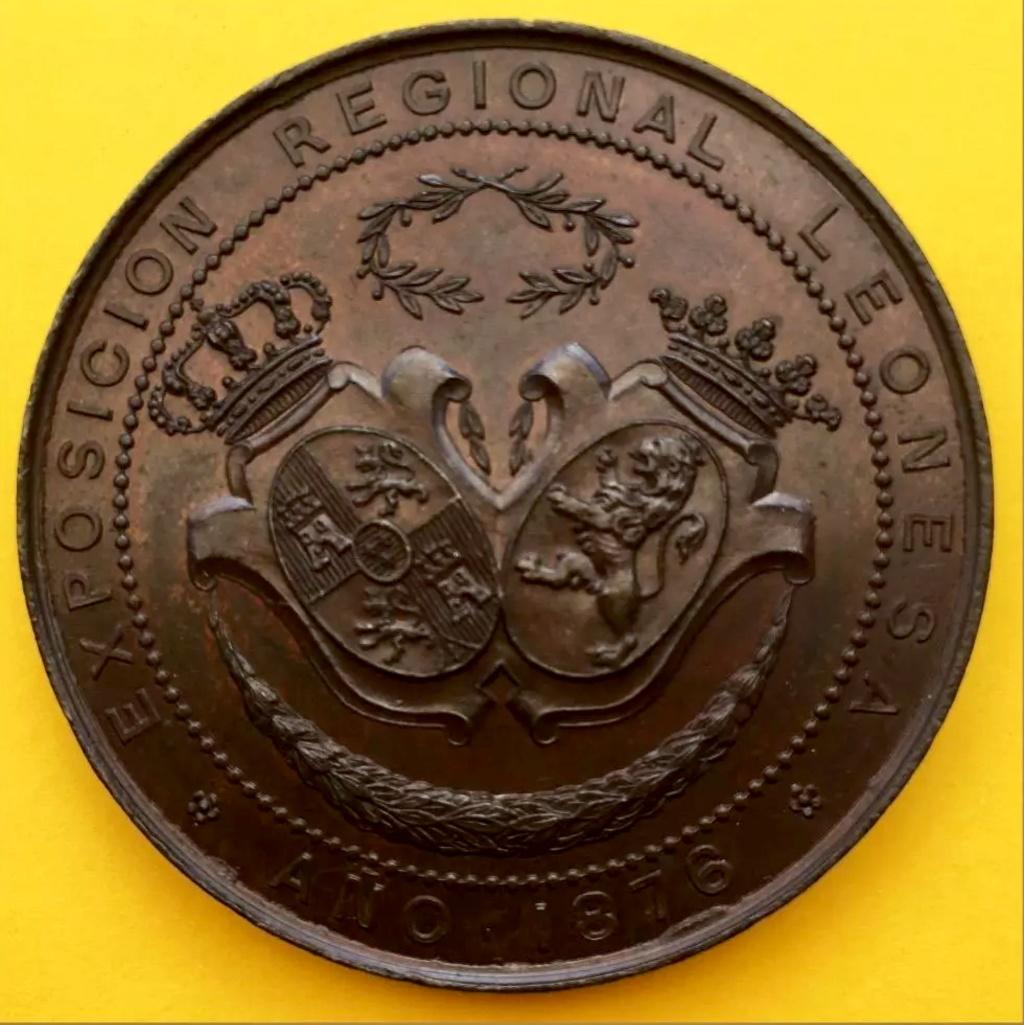1876 Exposición regional leonesa. 2cd13810