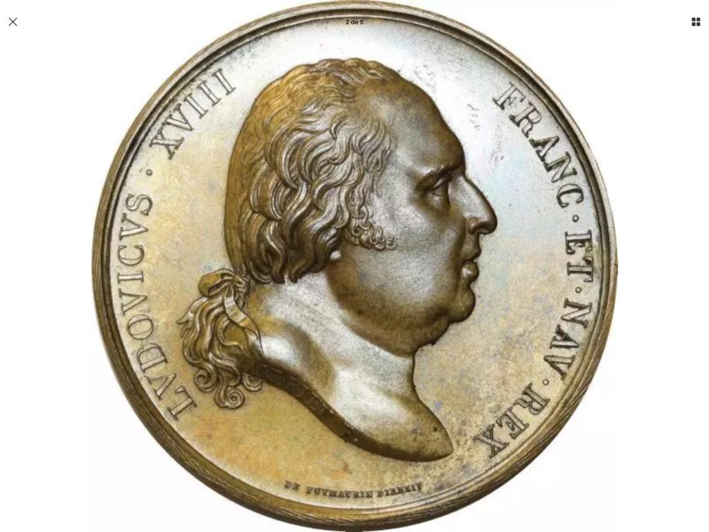 1823 Luis XVIII . Intervención en España del Duque de Angulema 4d84c810
