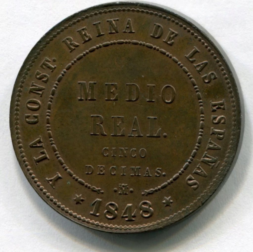 1848 medio real de Madrid 5224bb10