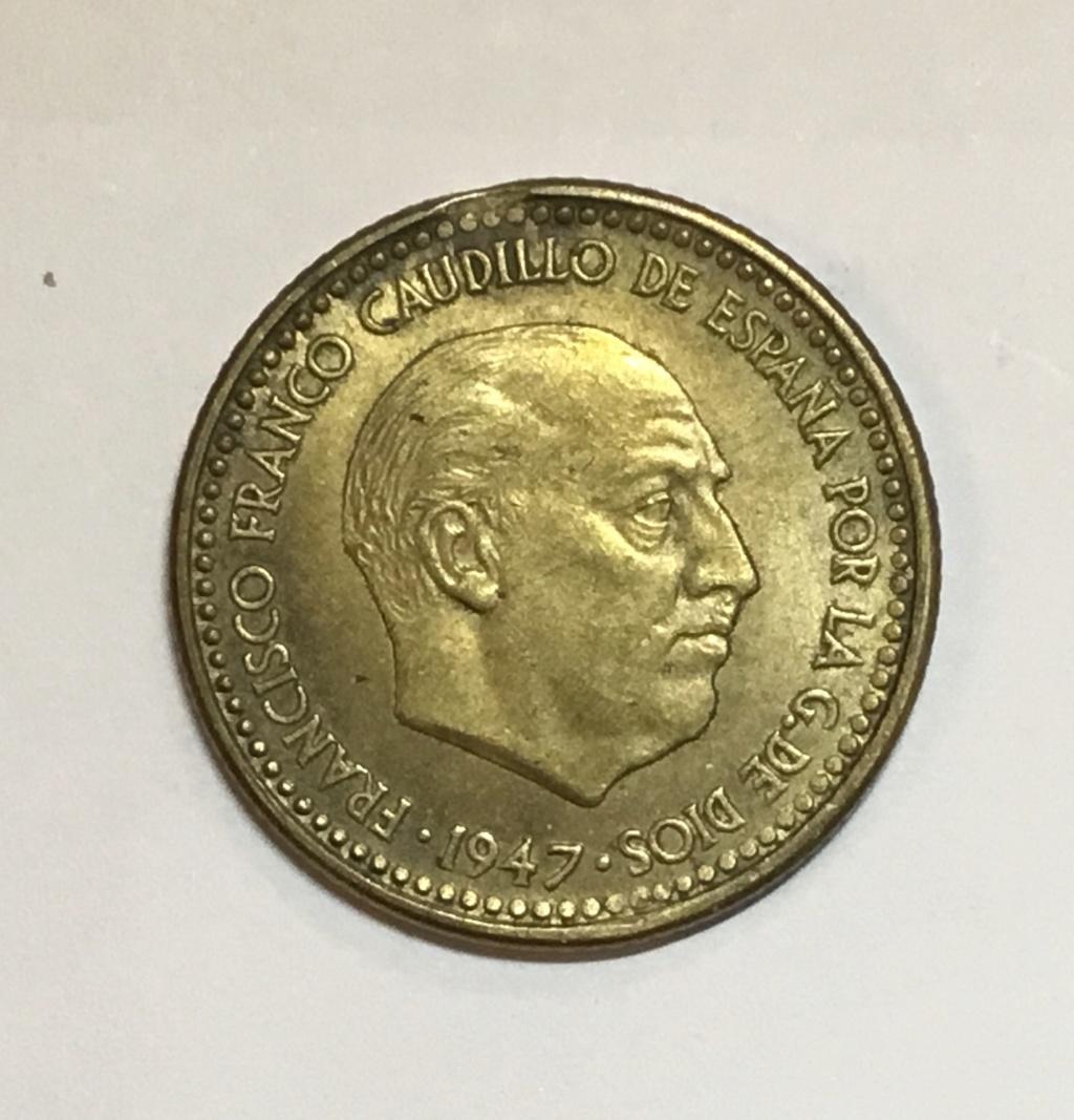 1 peseta 1947* 56  6276c110