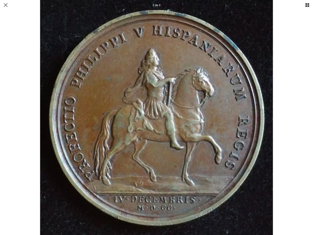 Medalla de Luis XIV (Francia) 6d576710