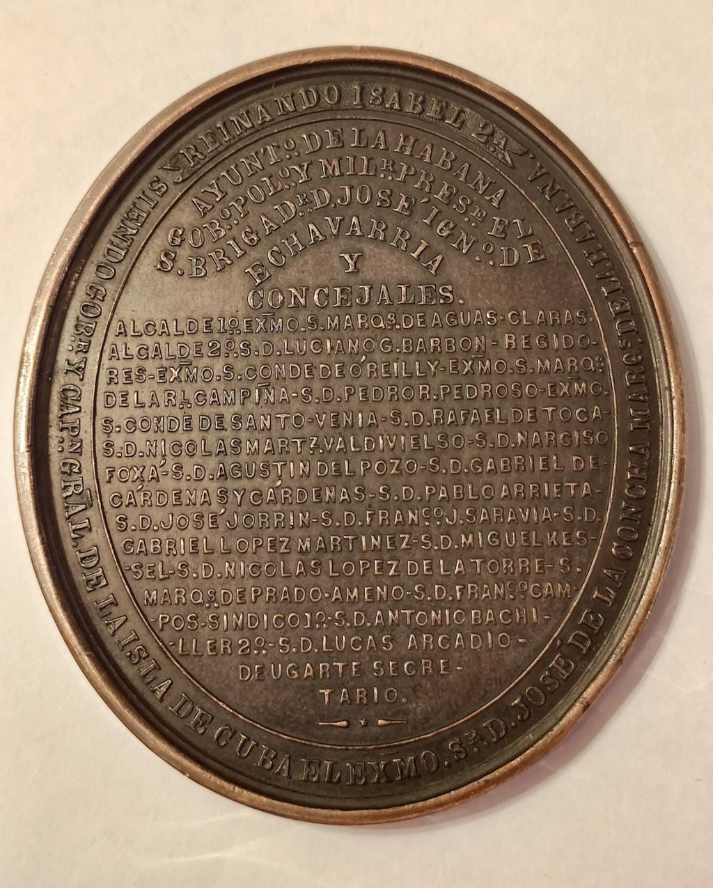 1854 condución de las aguas de los manantiales de Vento. La Habana 7615c110