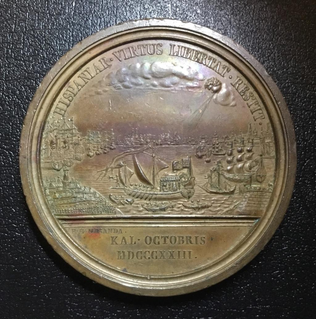 1823 Luis XIV. Desembarco en Cádiz de los cien mil hijos de San Luis. 98362c10