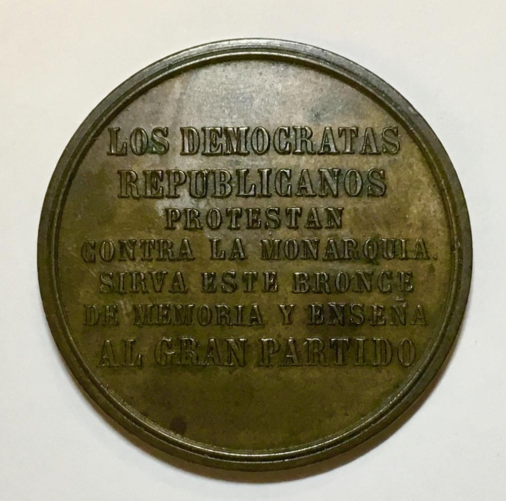 1869 Protesta de los demócratas republicanos B1c69010
