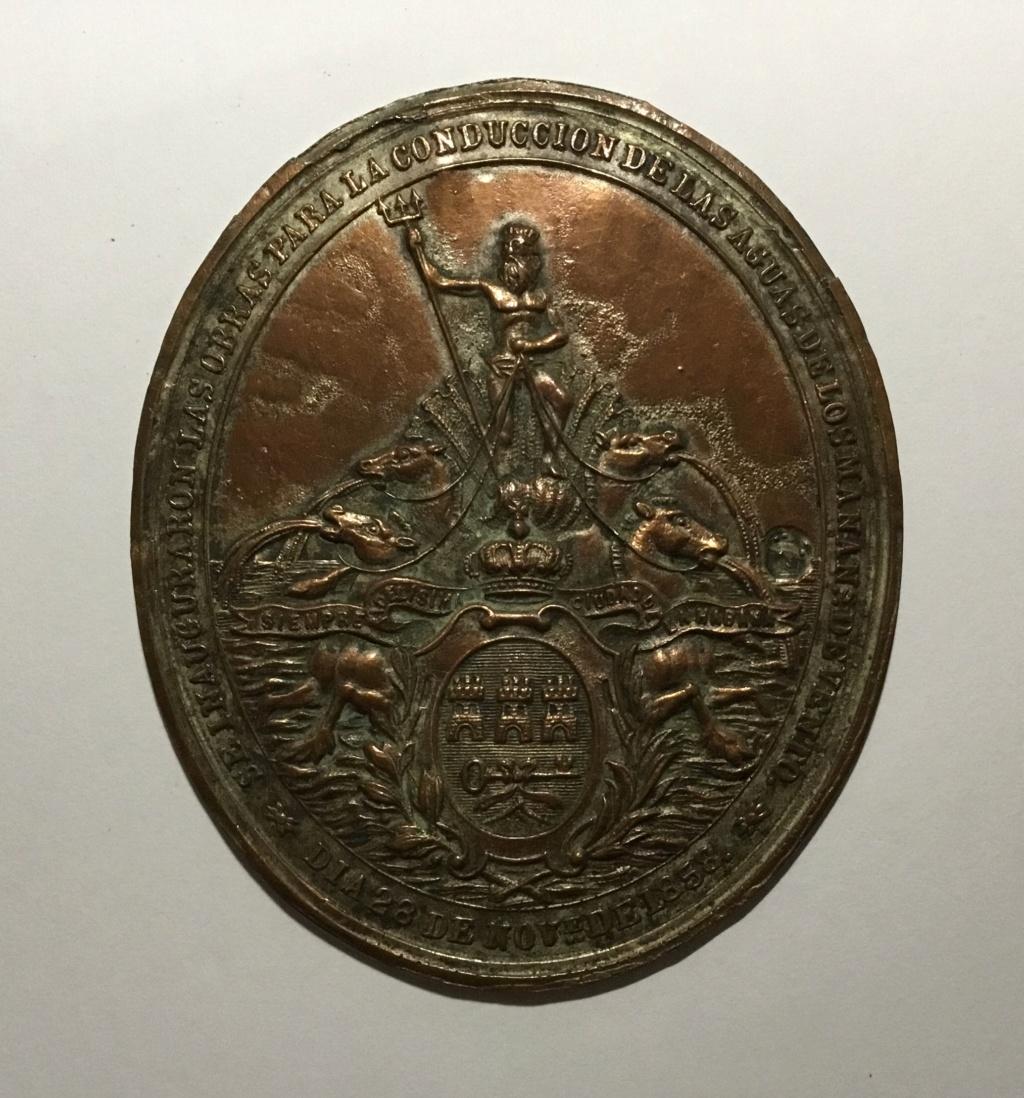 1854 condución de las aguas de los manantiales de Vento. La Habana B90aa010