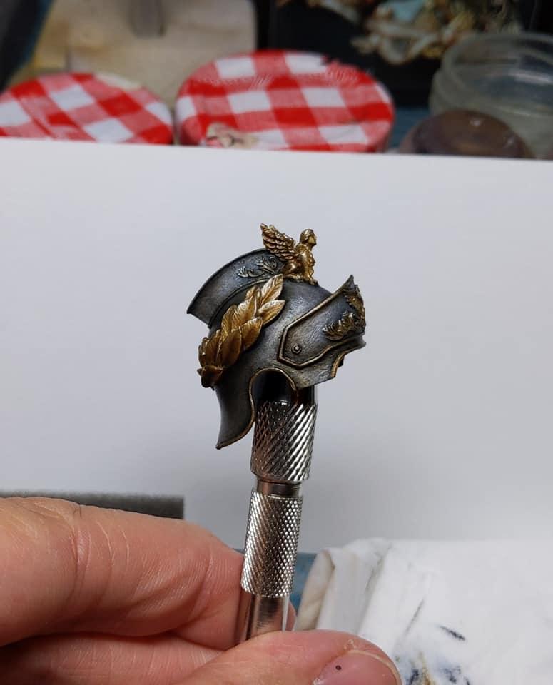 1/10 Buste - Officier de cavalerie romain 12522410