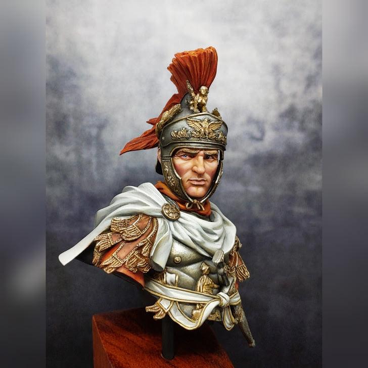 1/10 Buste - Officier de cavalerie romain - Page 2 12782510