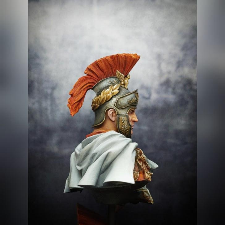 1/10 Buste - Officier de cavalerie romain - Page 2 12835010