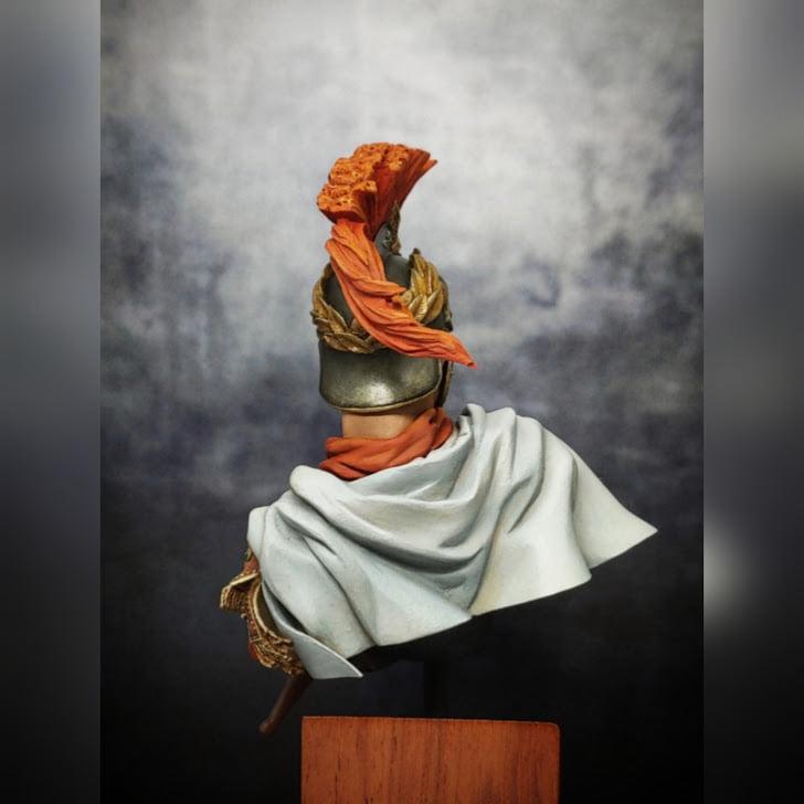 1/10 Buste - Officier de cavalerie romain - Page 2 12836410