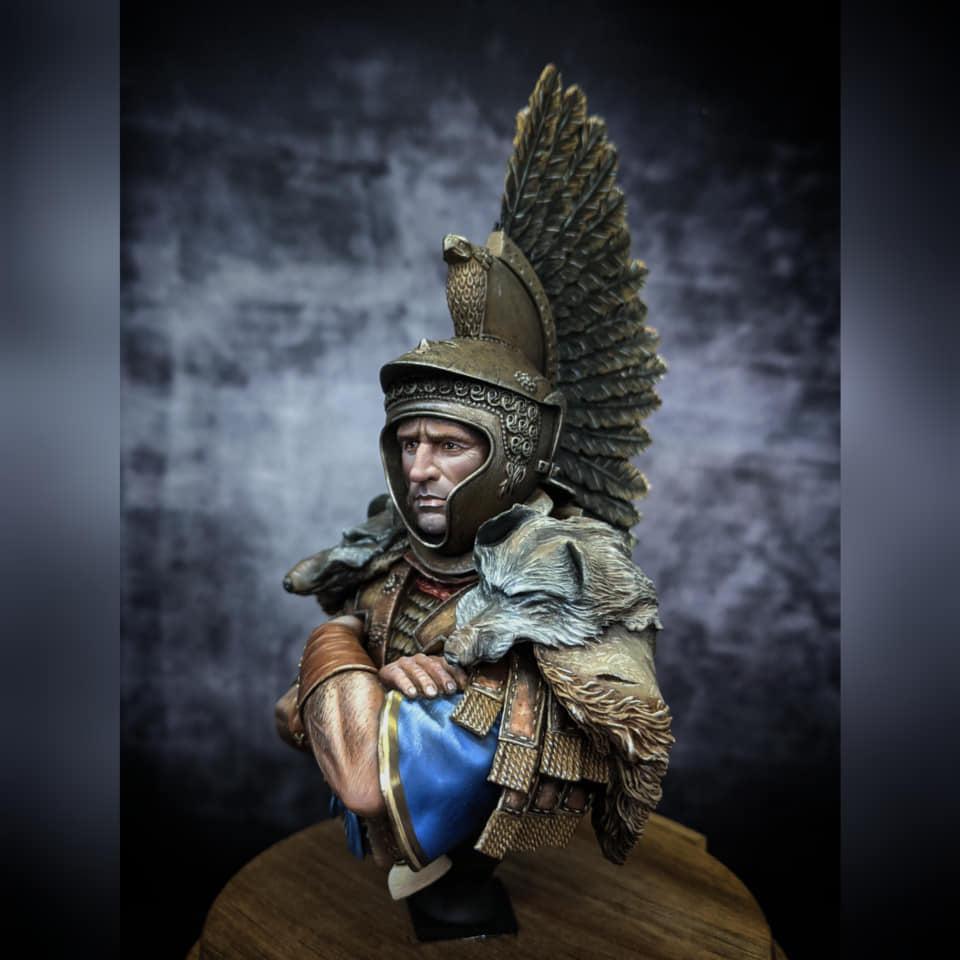 Young Miniatures 1/10 - Officier de Cavalerie Romain 17297511