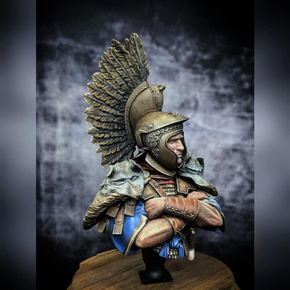 Young Miniatures 1/10 - Officier de Cavalerie Romain 17309711