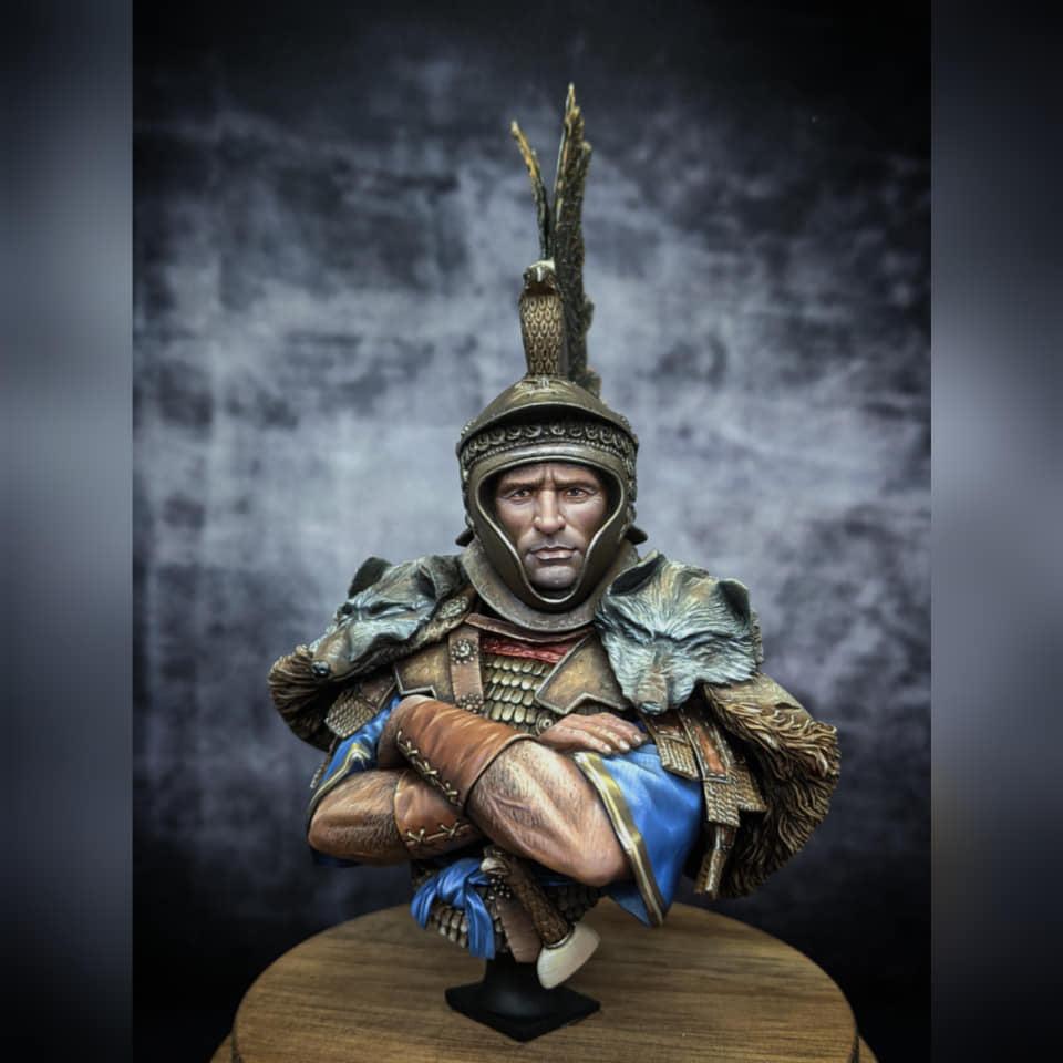 Young Miniatures 1/10 - Officier de Cavalerie Romain 17332310