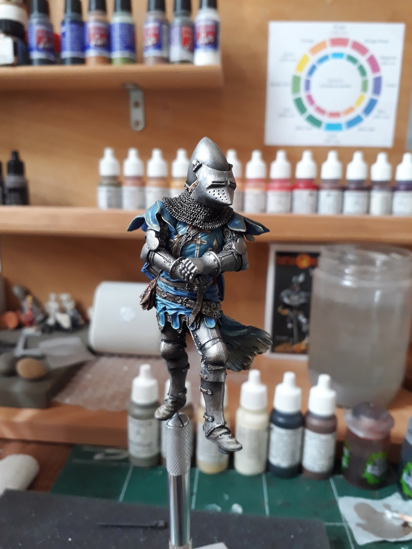 Chevalier de Béhourd - Tartar Miniatures 75 mm 20180614