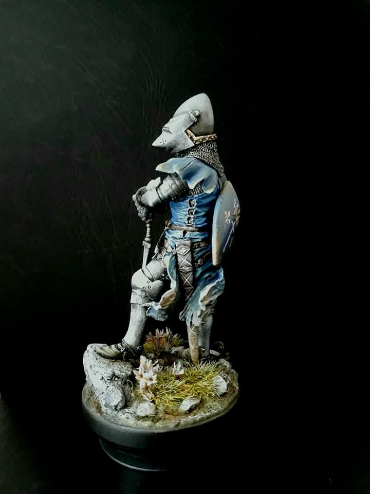 Chevalier de Béhourd - Tartar Miniatures 75 mm - Page 2 36063111