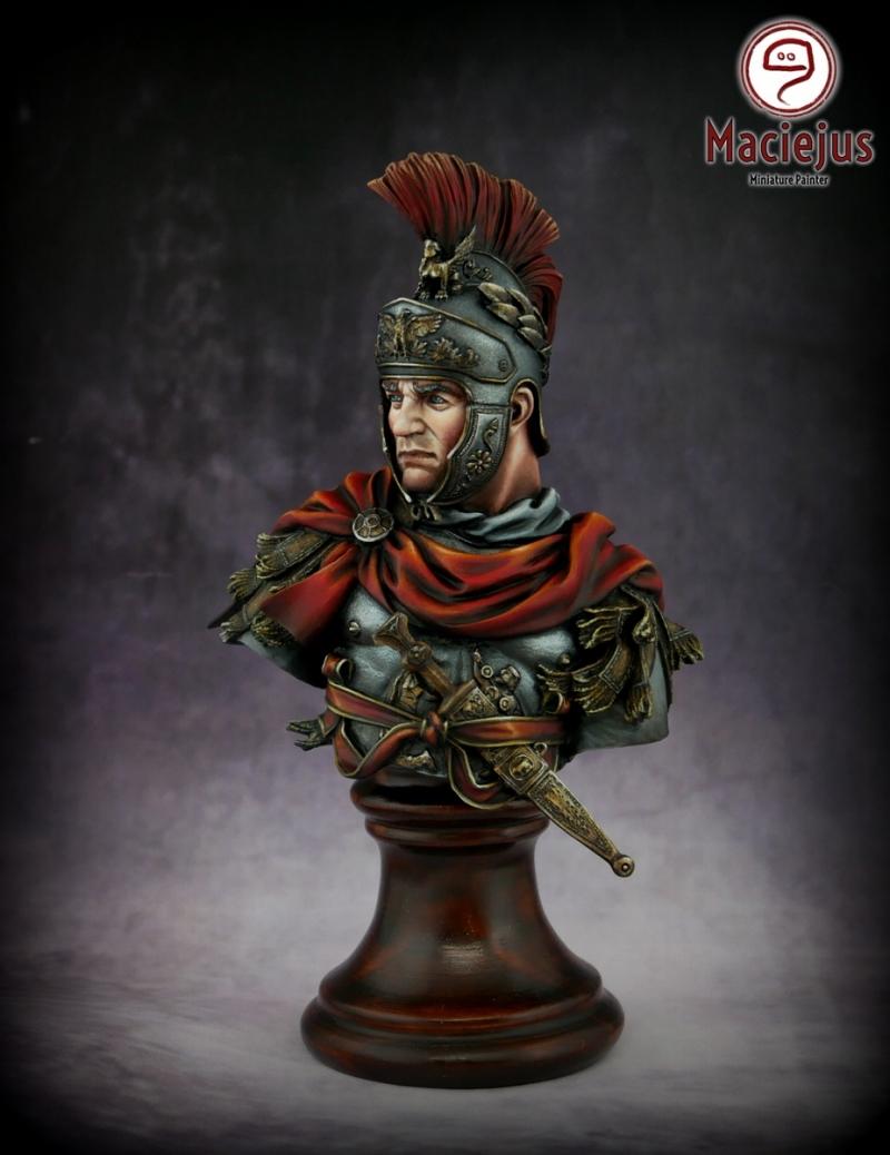 1/10 Buste - Officier de cavalerie romain 3_size11