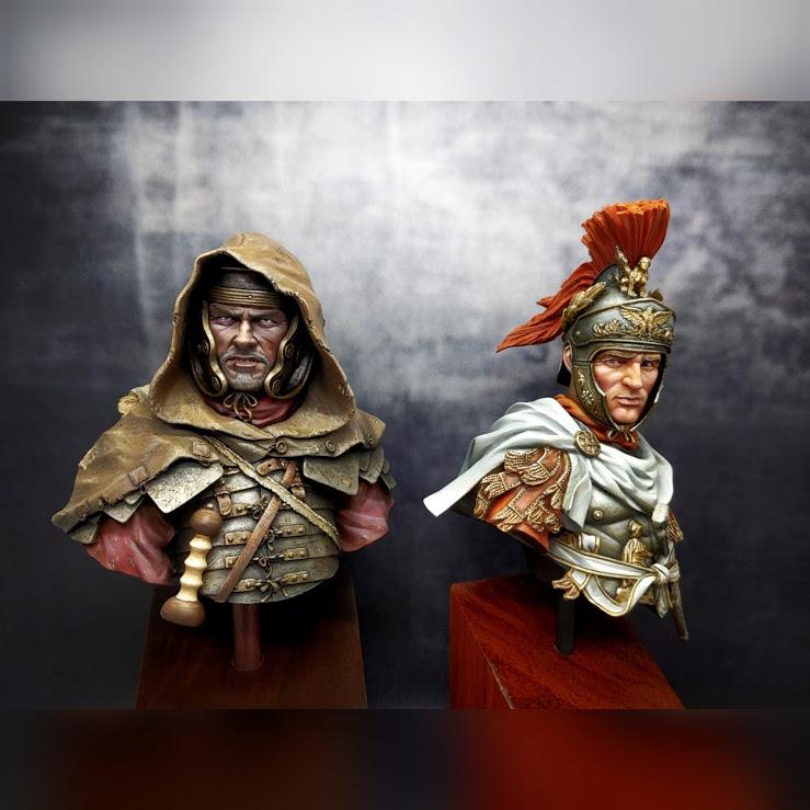 1/10 Buste - Officier de cavalerie romain - Page 2 Incoll13