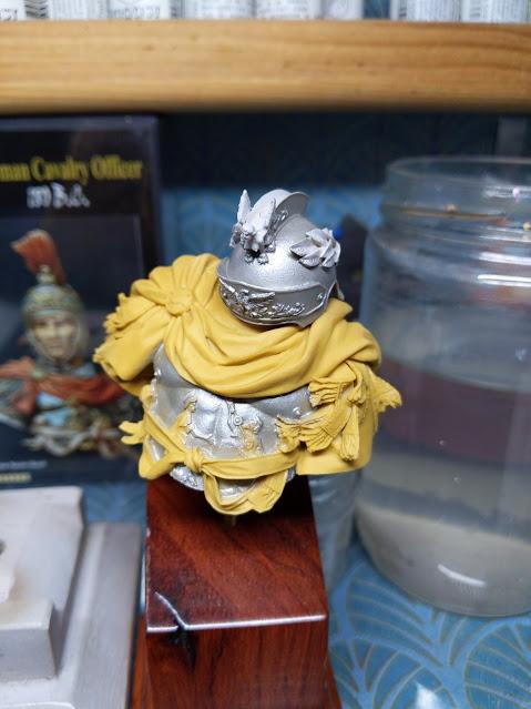 1/10 Buste - Officier de cavalerie romain Pxl_2012
