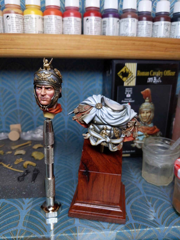 1/10 Buste - Officier de cavalerie romain - Page 2 Pxl_2021