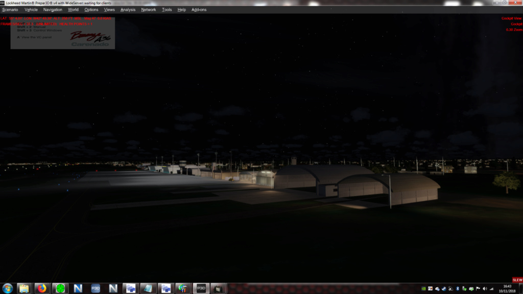 [DESENVOLVILMENTO] SBTE - Aeroporto Senador Petronio Portella - Teresina/PI Rebooted 2018-111